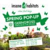Spring Pop-Up Gerngross
