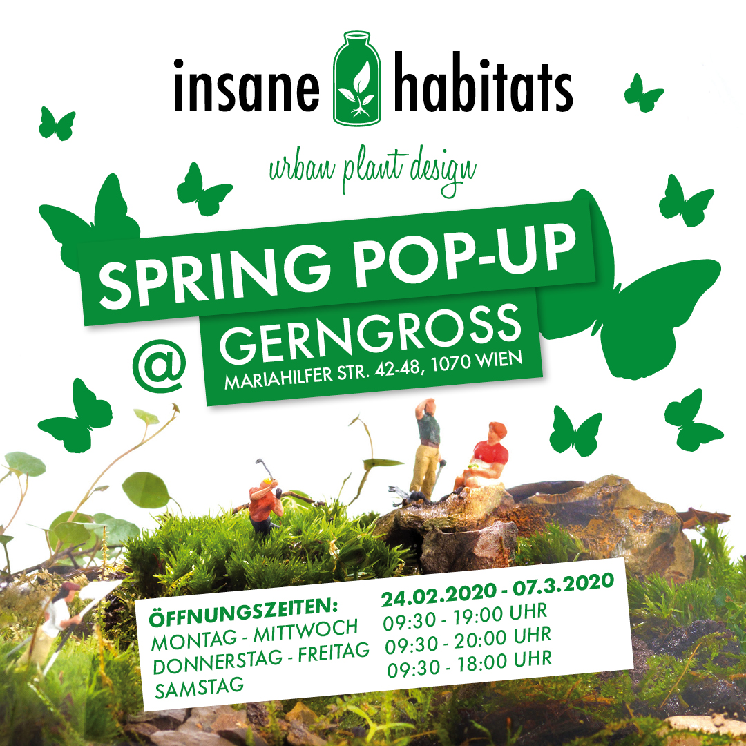 Spring Pop-Up Gerngross