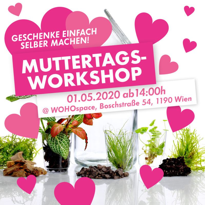Muttertags-Workshop