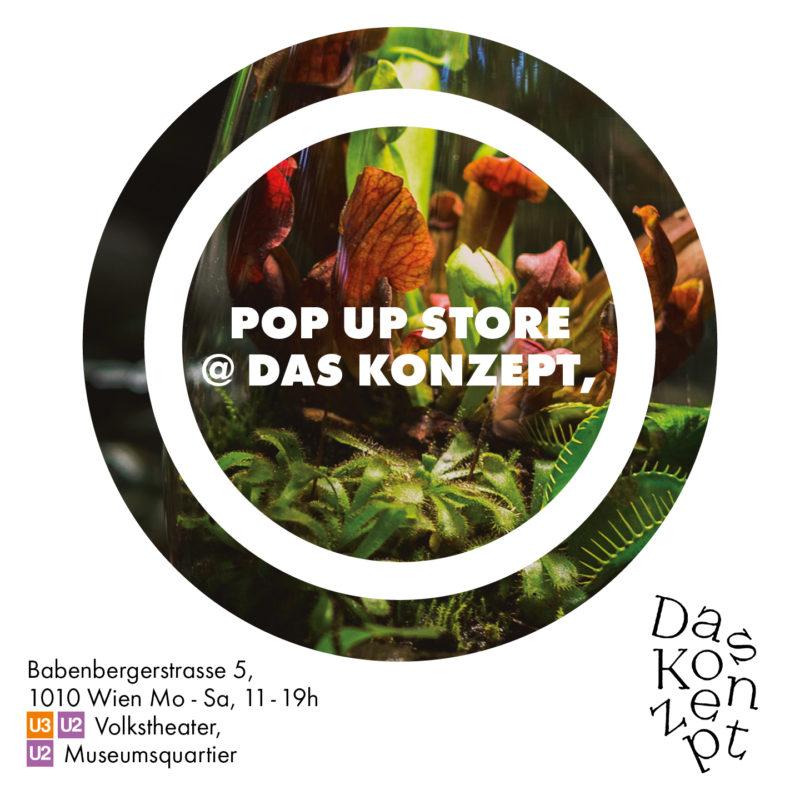 Flaschengarten-Shop